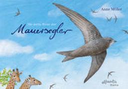 Cover-Bild zu Die weite Reise der Mauersegler von Möller, Anne