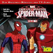 Cover-Bild zu Marvel - Der ultimative Spiderman - Folge 11 (Audio Download) von Bingenheimer, Gabriele