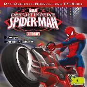 Cover-Bild zu Marvel - Der ultimative Spiderman - Folge 4 (Audio Download) von Bingenheimer, Gabriele