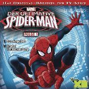 Cover-Bild zu Marvel - Der ultimative Spiderman - Folge 1 (Audio Download) von Bingenheimer, Gabriele