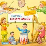 Cover-Bild zu Unsere Musik von Möller, Anne