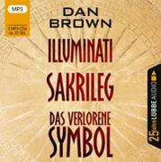 Cover-Bild zu Brown, Dan: Illuminati / Sakrileg / Das verlorene Symbol