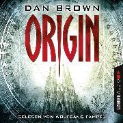 Cover-Bild zu Brown, Dan: Origin - Robert Langdon 5 (Ungekürzt) (Audio Download)