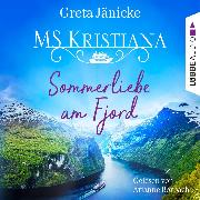 Cover-Bild zu Jänicke, Greta: Sommerliebe am Fjord - MS Kristiana, Teil 1 (Gekürzt) (Audio Download)