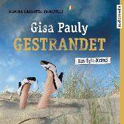 Cover-Bild zu Gestrandet (Audio Download) von Pauly, Gisa