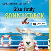 Cover-Bild zu Sonnendeck (Audio Download) von Pauly, Gisa