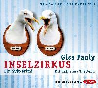 Cover-Bild zu Inselzirkus (Audio Download) von Pauly, Gisa