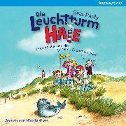 Cover-Bild zu Die Leuchtturm-HAIE (1). Oma Rosella und die geheime Seehundmission (Audio Download) von Pauly, Gisa