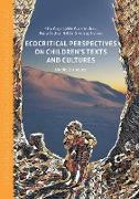 Cover-Bild zu Goga, Nina (Hrsg.): Ecocritical Perspectives on Children's Texts and Cultures