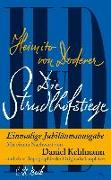 Cover-Bild zu Doderer, Heimito von: Die Strudlhofstiege