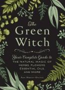 Cover-Bild zu Green Witch (eBook) von Murphy-Hiscock, Arin