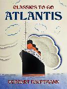 Cover-Bild zu Hauptmann, Gerhart: Atlantis (eBook)