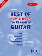 Cover-Bild zu Best Of Pop & Rock for Classical Guitar 11. Besetzung: Gitarre von Scherler, Beat (Komponist)