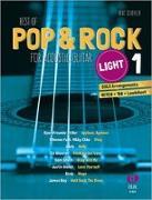 Cover-Bild zu Best of Pop & Rock for Acoustic Guitar light 1 von Scherler, Beat (Komponist)