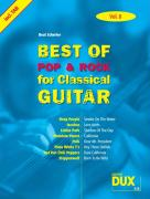 Cover-Bild zu Best Of Pop & Rock For Classical Guitar 8 von Scherler, Beat (Komponist)