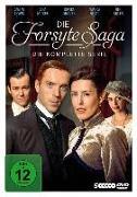 Cover-Bild zu Damian Lewis (Schausp.): Die Forsyte Sage - Die komplette Serie