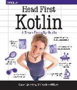 Cover-Bild zu Griffiths, Dawn: Head First Kotlin