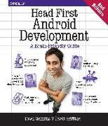 Cover-Bild zu Griffiths, Dawn: Head First Android Development 2e