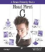 Cover-Bild zu Griffiths, David: Head First C