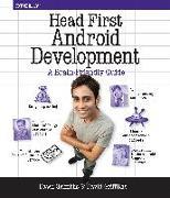 Cover-Bild zu Griffiths, Dawn: Head First Android Development