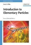 Cover-Bild zu Griffiths, David: Introduction to Elementary Particles
