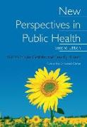 Cover-Bild zu Griffiths, Sian: New Perspectives in Public Health