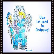 Cover-Bild zu Brandt, Mike: Opa ist echt in Ordnung! (Audio Download)
