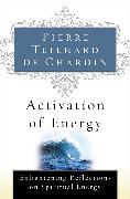 Cover-Bild zu Teilhard De Chardin, Pierre: Activation Of Energy (eBook)