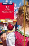 Cover-Bild zu Abend, Dr. Bernhard: Baedeker Reiseführer München