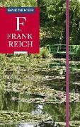 Cover-Bild zu Abend, Dr. Bernhard: Baedeker Reiseführer Frankreich