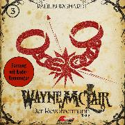 Cover-Bild zu Burghardt, Paul: Wayne McLair, Folge 3: Der Revolvermann, Teil 2 (Audio Download)