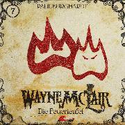 Cover-Bild zu Burghardt, Paul: Wayne McLair, Folge 7: Die Feuerteufel (Audio Download)
