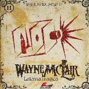 Cover-Bild zu Burghardt, Paul: Wayne McLair, Folge 11: Laterna magica (Audio Download)