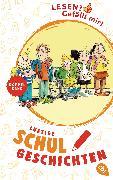 Cover-Bild zu Bertram, Rüdiger: Lesen? Gefällt mir! - Lustige Schulgeschichten (eBook)