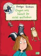Cover-Bild zu Bertram, Rüdiger: Stinktier & Co - Gegen uns könnt ihr nicht anstinken