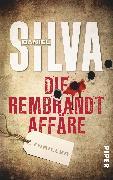Cover-Bild zu Die Rembrandt Affäre von Silva, Daniel