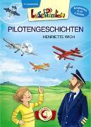 Cover-Bild zu Lesepiraten - Pilotengeschichten