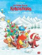 Cover-Bild zu Der kleine Drache Kokosnuss - Weihnachtsfest in der Drachenhöhle