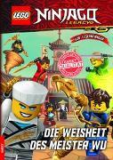 Cover-Bild zu LEGO® NINJAGO® Die Weisheit des Meister Wu