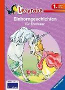 Cover-Bild zu Einhorngeschichten für Erstleser