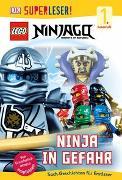 Cover-Bild zu SUPERLESER! LEGO® NINJAGO®. Ninja in Gefahr