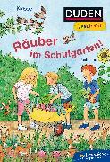 Cover-Bild zu Duden Leseprofi - Räuber im Schulgarten, 1. Klasse