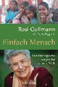 Cover-Bild zu Gollmann, Rosi: Einfach Mensch (eBook)