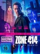 Cover-Bild zu Hill, Bryan Edward: Zone 414 - City of Robots