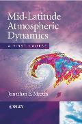Cover-Bild zu Martin, Jonathan E.: Mid-latitude Atmospheric Dynamics
