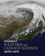 Cover-Bild zu Martin, Jonathan E.: Introduction to Weather and Climate Science