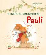 Cover-Bild zu Weninger, Brigitte: Herzlichen Glückwunsch, Pauli