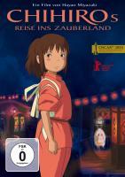 Cover-Bild zu Chihiros Reise ins Zauberland von Miyazaki, Hayao (Reg.)
