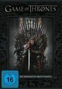 Cover-Bild zu Game of Thrones Staffel 01 / 3. Auflage von Benioff, David