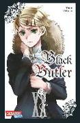Cover-Bild zu Black Butler, Band 20 von Toboso, Yana